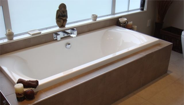 Nice bathroom completed by Wellington's tiling specialists