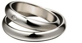 fedi, oro, bianco, matrimonio, viterbo
