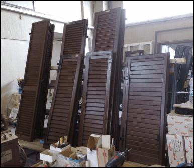serramenti in alluminio su misura