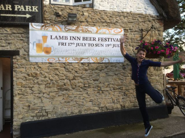 fantastic pub in Oxfordshire