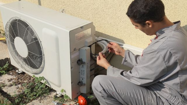 Heating and cooling maintenance and repairs