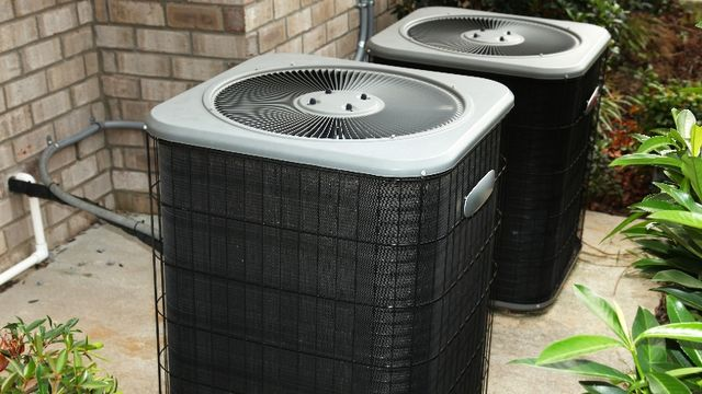 Air conditioning unit repairs and other cooling services