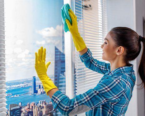 pulizia vetri a Padova