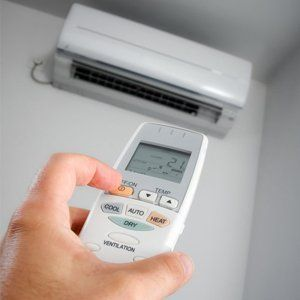 Domestic air conditioning units