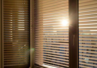 wide range of blinds
