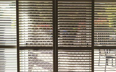 unique Venetian blinds