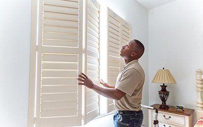 unique Venetian blinds