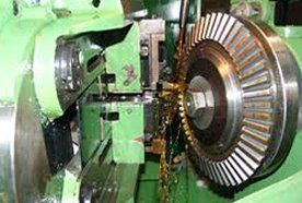 Precision gears and components