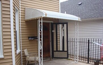 Aluminum Awnings | Melrose Park, IL | All Style Awning Corp