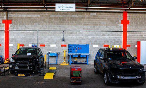 Officina G.R. Motors Carrozzeria a Beinasco (TO)