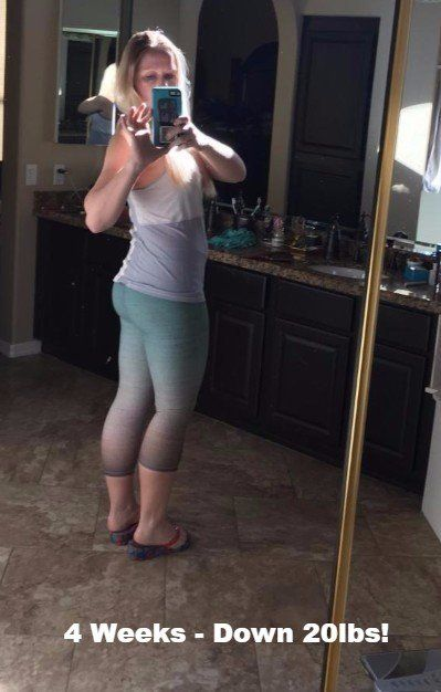 My Shape Reclaimed Success Story