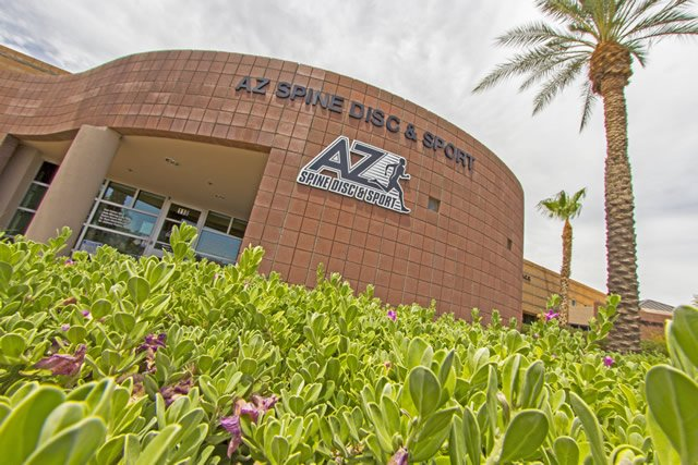AZ Spine Disc & Sport Location