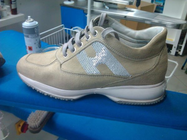lavaggio scarpe Genova