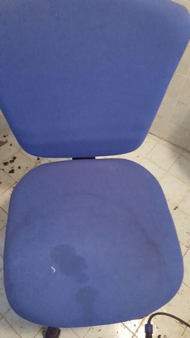 pulitura poltrone da ufficio genova