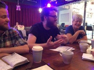 Joseph Cowen Centre 2017 film meeting Northern Stars adult education