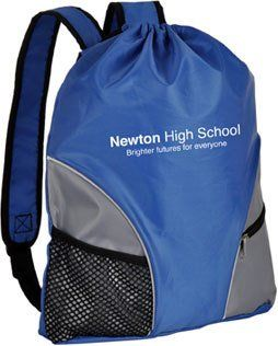 newton high school bag