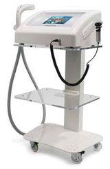 Un dispositivo elettronico epilatorio con delle rotelle