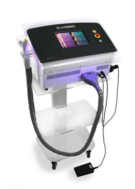 Macchinario laser a diodo