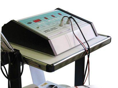 Macchinario per l'elettrocoagulazione