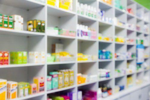 farmaci in esposizione
