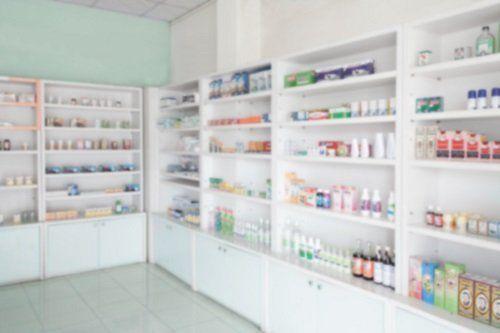 reparto prodotti dietetici
