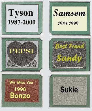 pet memorials-southampton-hampshire-allstone stonemasons-labrador memorial