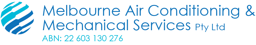 melbourne air conditioning and mechanical services logo