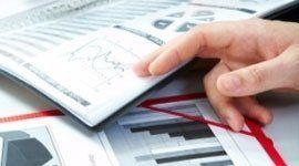 grafici, consulenza finanziaria