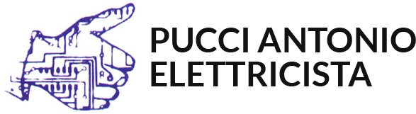 PUCCI ANTONIO ELETTRICISTA - LOGO