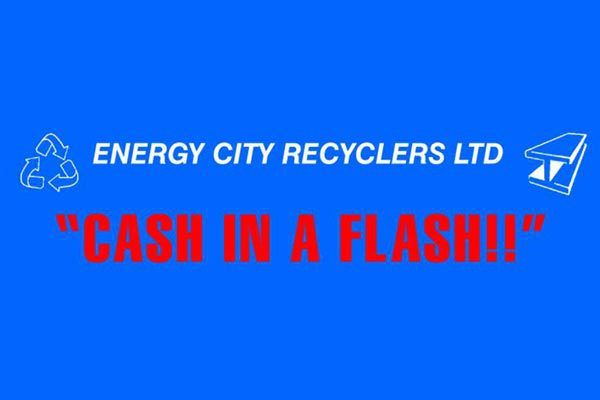 energy city recyclers cash in a flash