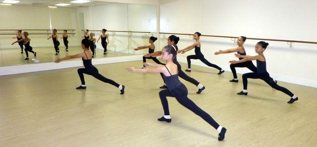 cowboy dance group from St. Laurent School of Dance in Honolulu, HI