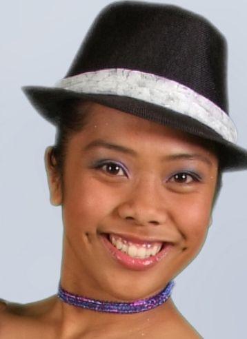 Miss Taylor Ursulum began dancing with The St. Laurent School of Dance