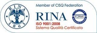 RINA certified