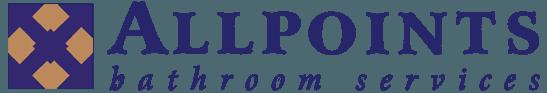 Allpoints Bathroom Services Logo