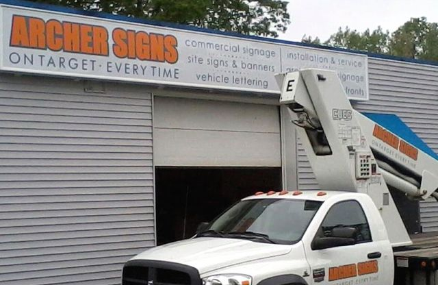 Custom Sign Services Norwalk, CT