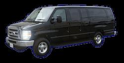 chauffeur shuttle service Fresno, Merced, Visalia
