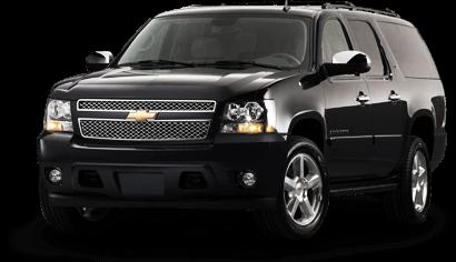 chauffeur SUV service Fresno, Merced, Visalia