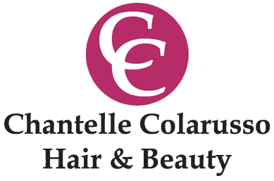 Chantelle Colarusso hair and beauty company logo