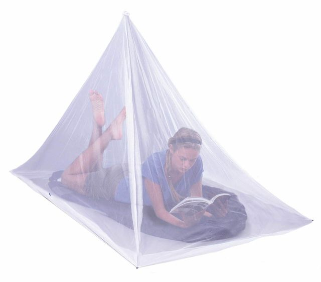 compact single mosquito net