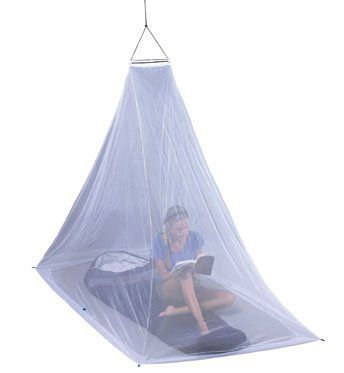 single mosquito net
