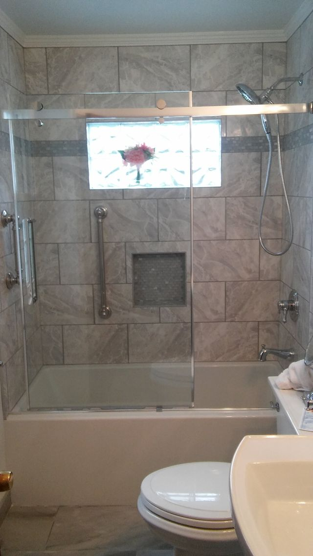 Bathroom Remodeling In Grand Island Buffalo Lockport NY - Bathroom remodeling buffalo ny
