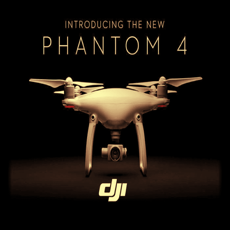 DJI Drone Surveillance