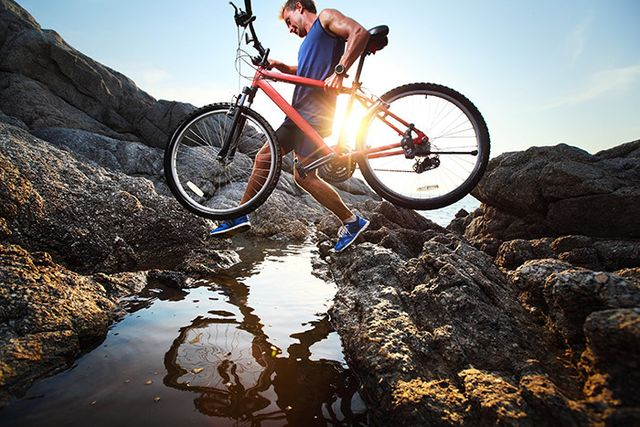 Bikes in Tokoroa