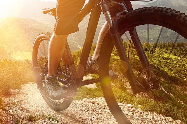Mountain bikes in Whakamaru