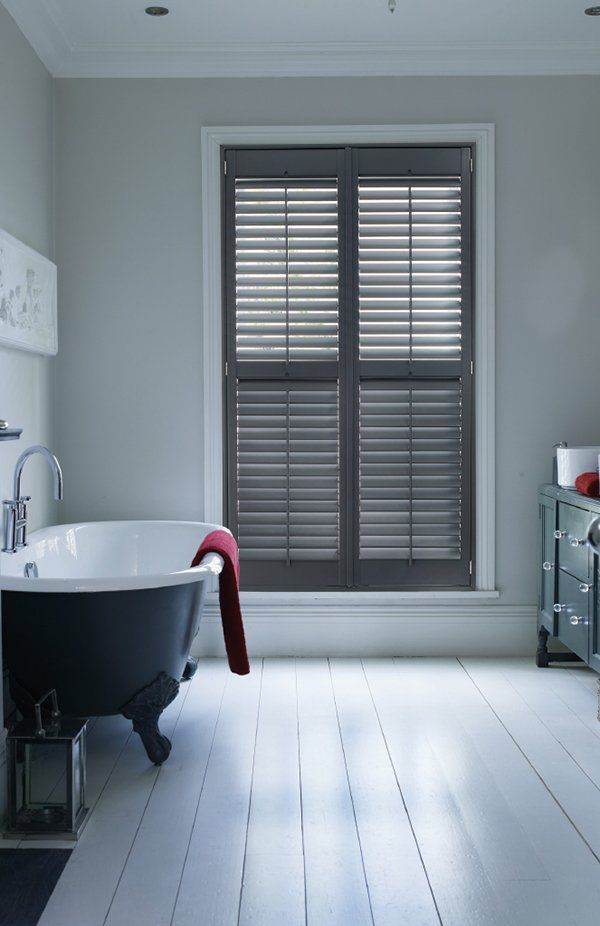 customise your shutters