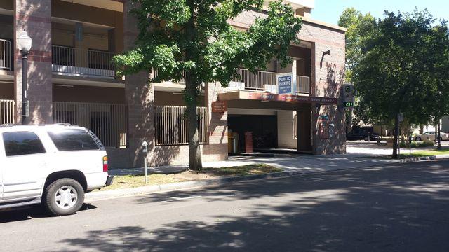 Sutter Community Parking Garage