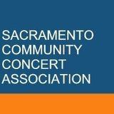Sacramento Community Concert Association logo