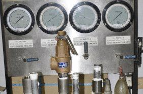 valve quality control