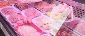 Lonza, medaglioni di carne, negozi alimentari