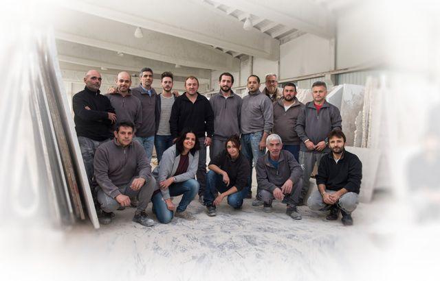 staff dell'azienda